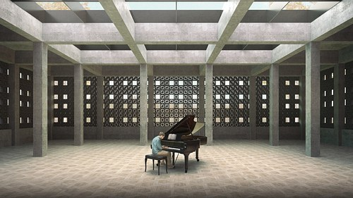 the #piano #room