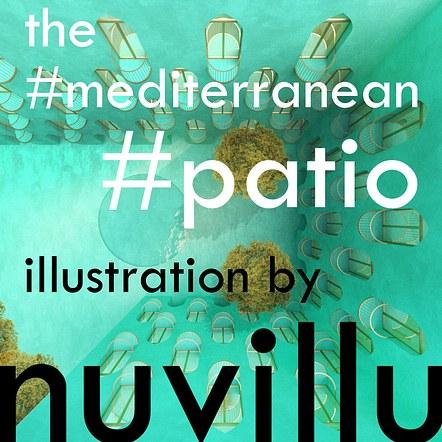 the #mediterranean #patio