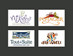 Assorted Cafe & Restaurant Logo Designs