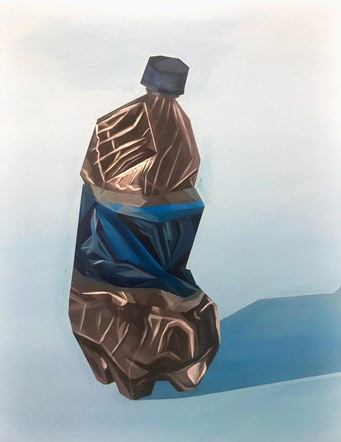 Taped Bottle