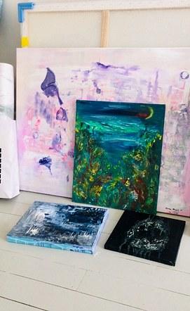 A few works