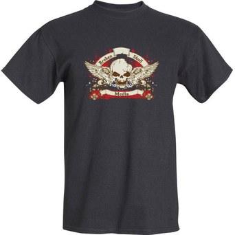 Black BSM t-shirt
