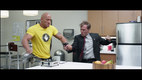 Central Intelligence - Accounting Office Kitchen