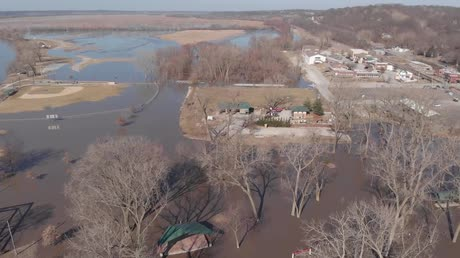 Missouri River Flood Part 1