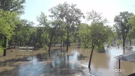 Missouri River Flooding- Summer 2019