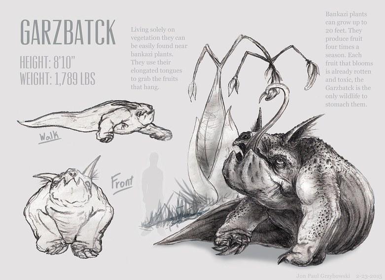 Garzbatck
