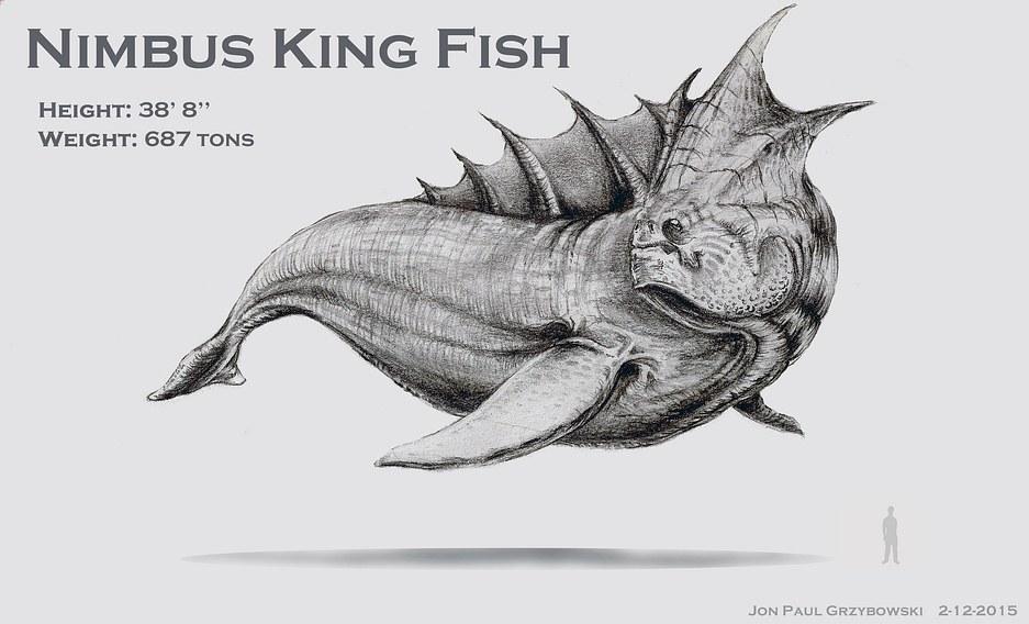 Nimbus King Fish