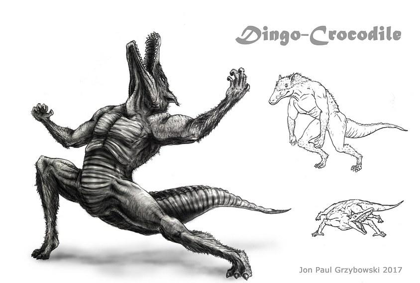 Dingo-Crocodile