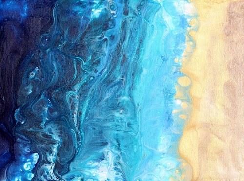 Retreating Tide