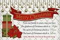 Digital & Print Christmas Card