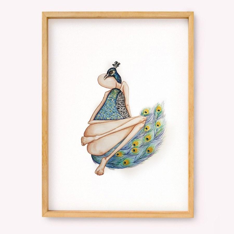 dança do pavão