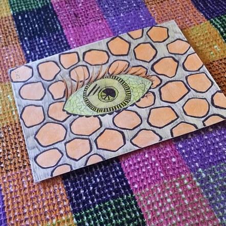 orange you glad? eye am!