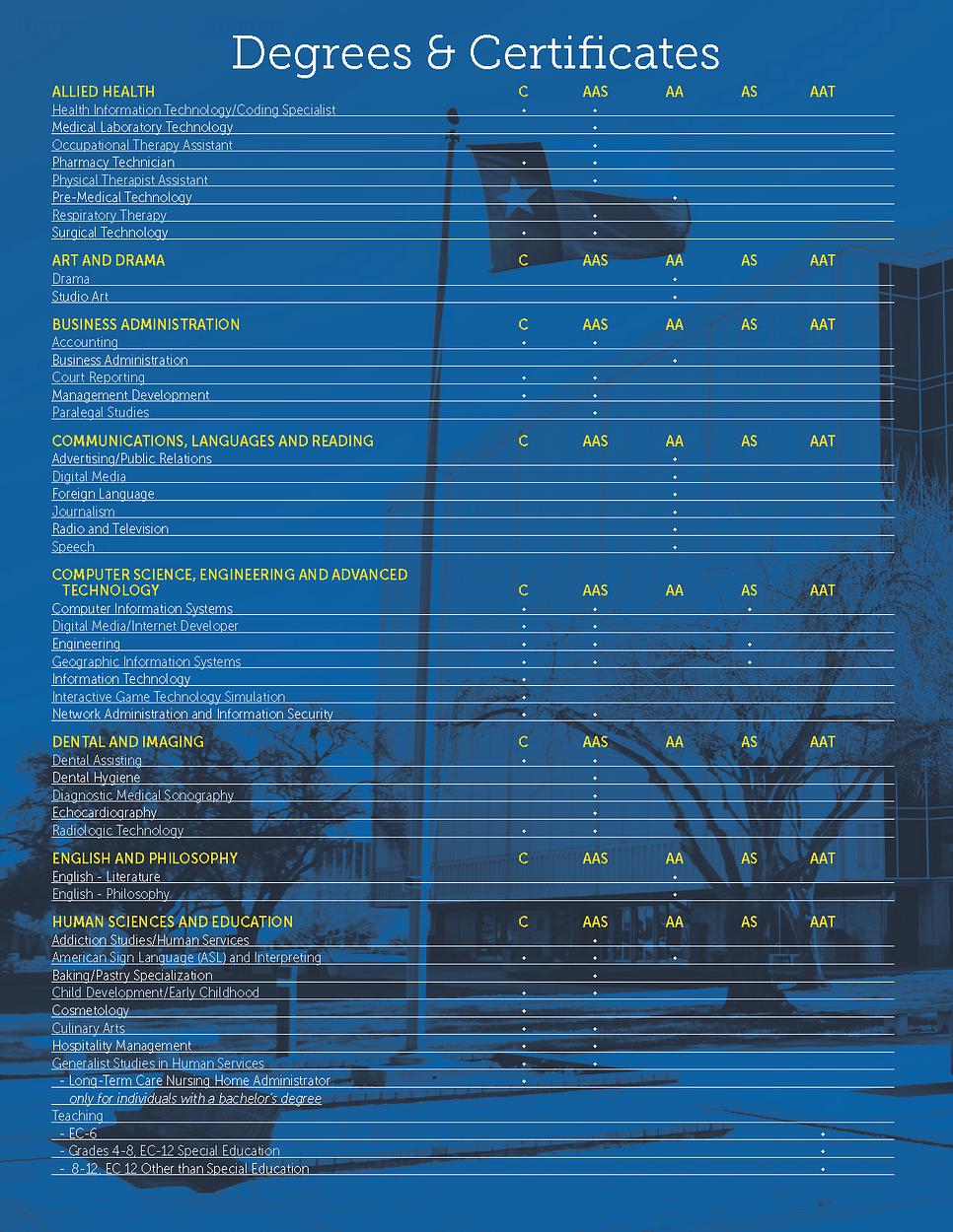 DMC Viewbook/Road Piece inside panel