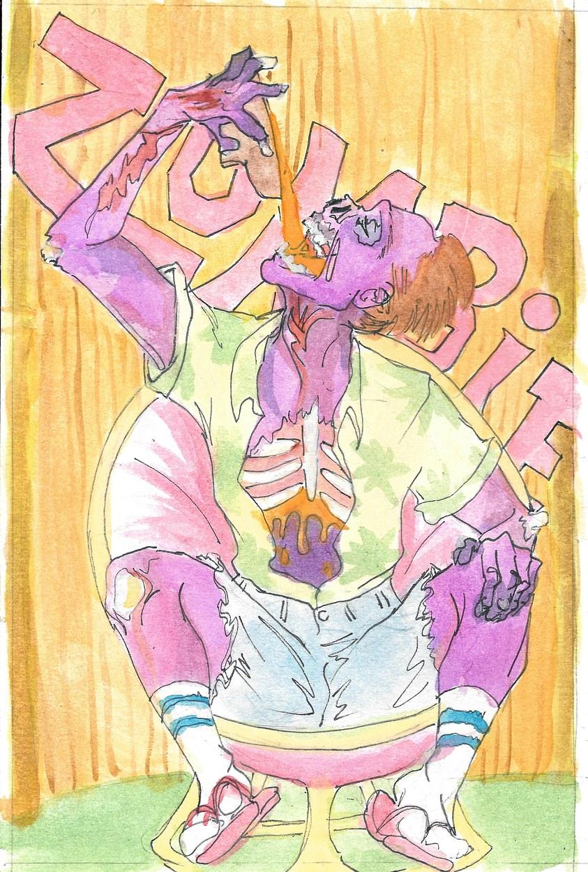 Tiki Drinks: The Zombie
