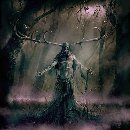 Dark Forest Spirit