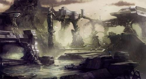 Damaged Alien Complex