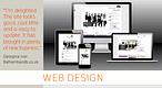 Website Design - Section