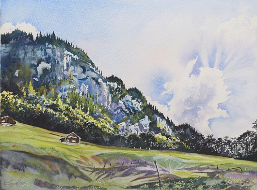 Barrie Thurnham, Art Portfolio