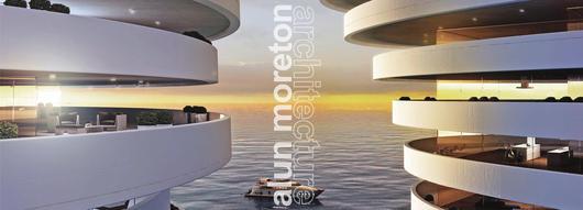 Alun Moreton, Architecture Portfolio