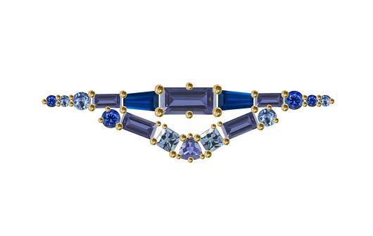Tessa Kennedy, Jewelry Designer Portfolio