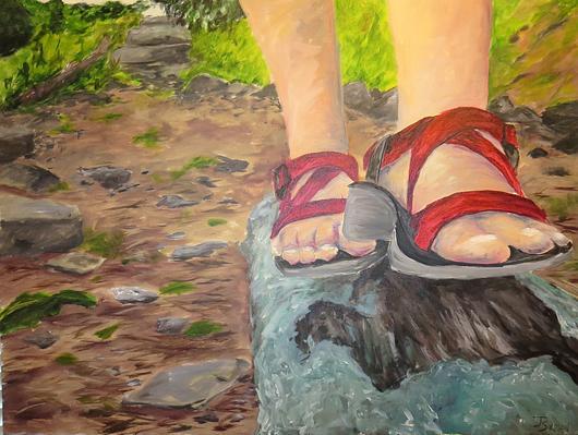 Jessica Mae Simpson, Art Portfolio